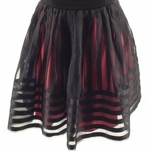 Betsey Johnson Dresses - Betsey Johnson organza taffeta Party Dress 8